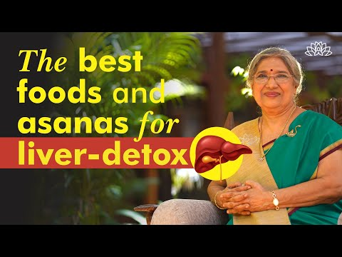Natural Home Remedies To Detoxify Your Liver | Dr. Hansaji Yogendra
