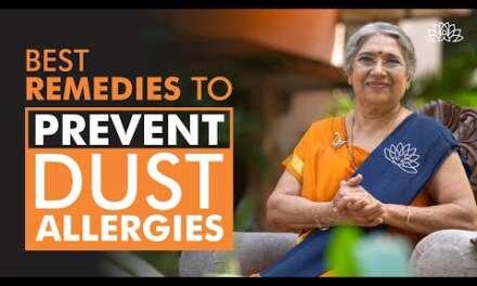How To Cure Dust Allergies Through Yoga | Dr. Hansaji Yogendra