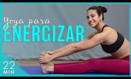 Yoga Para ENERGIZAR: Mais SAÚDE E DISPOSIÇÃO Pro Corpo Todo! | Fernanda Yoga