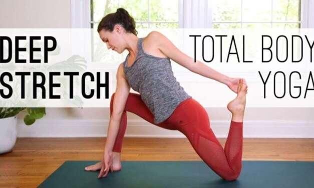 10 min Morning Yoga Full Body Stretch