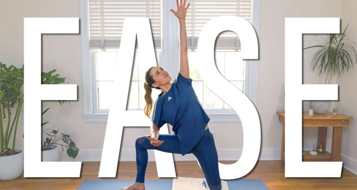 Fundamentals Of Ease  |  35-Minute Home Yoga  |  Yoga With Adriene
