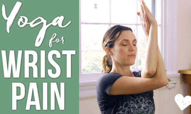 Yoga For Wrist Pain