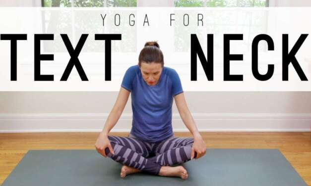 Yoga For Text Neck     Yoga With Adriene