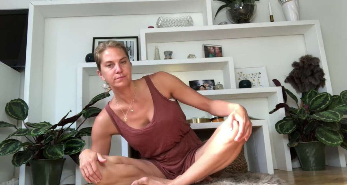 YOGA CLASS! Day 596 Of Yoga And Gratefulness