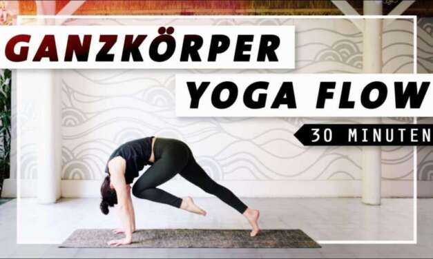 Total Body Yoga Flow | Morning Yoga Class: Awaken