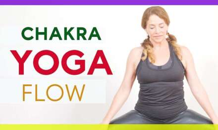 Total Body Yoga Energy Flow (Chakra Balance) 30-min