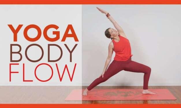 Total Body Yoga Workout Flow