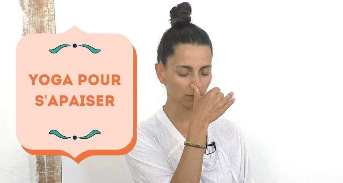 Yoga Pour S'apaiser – Yoga Fire By Jo