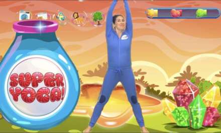 SUPER YOGA! – Stretch Safari | Fun Workout For Kids