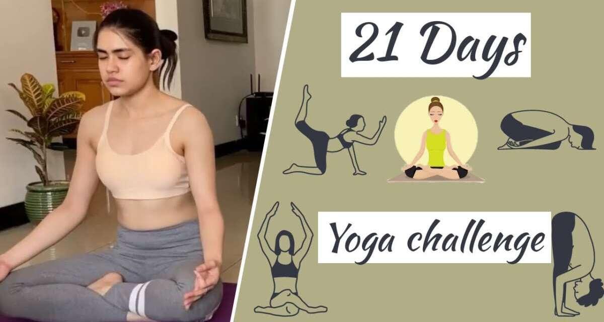 21 Days Full Body YOGA Challenge (September)   YOGA Flow For Beginners To Intermediate
