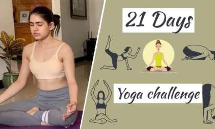 21 Days Full Body YOGA Challenge (September) | YOGA Flow For Beginners To Intermediate