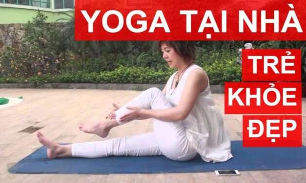 YOGA 30 NGÀY-TẠI NHÀ TRẺ KHỎE ĐẸP Cùng Nguyễn Hiếu Yoga