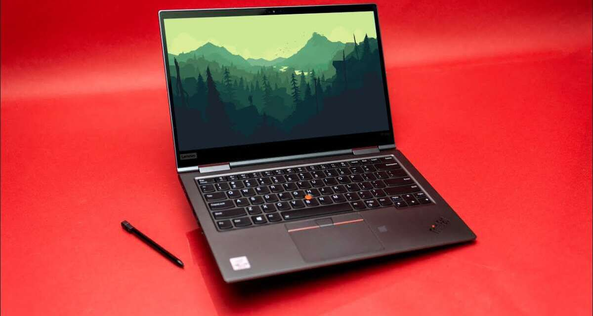 Lenovo ThinkPad X1 Yoga (2020) Review – The Best Business Laptop?