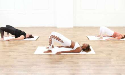 30-Minute Restorative Yoga Session With Koya Webb