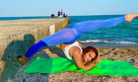 STRETCH LEGS. Splits And Oversplits. Gymnastics. Contortion. Yoga. 芭蕾舞蹈 #contortion#gymnastics #yoga