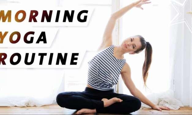 Yoga Morgen-Routine | Wach & Energiegeladen | Der perfekte Start in den Tag