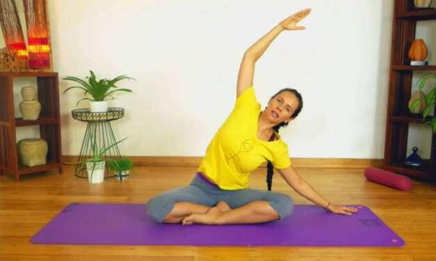 Cours Complet De Hatha Yoga – Etirement – Renforcement Musculaire -Méditation – Yoga Pour Tous