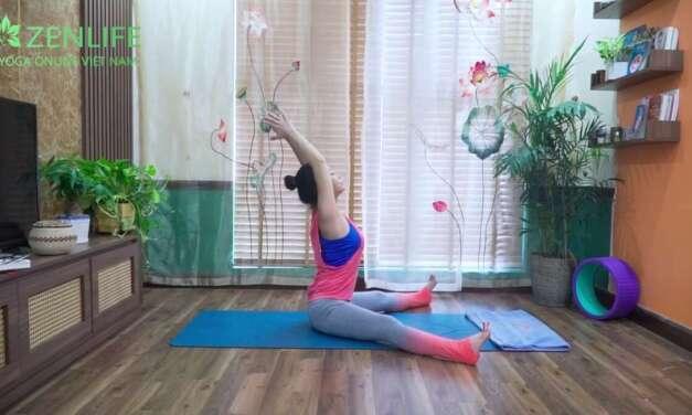 Bài Tập Yoga Trị đau Mỏi Vai Gáy Cho Dân Văn Phòng _ Nguyễn Hiếu Yoga