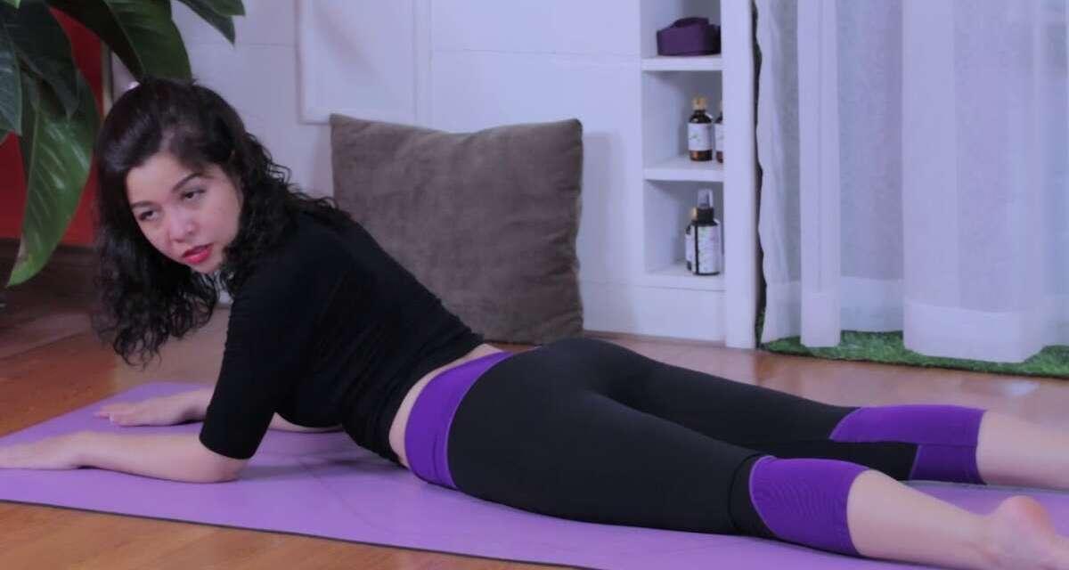 Bài Tập Yoga Chữa Mất Ngủ, Rối Loạn Tiền đình, đau đầu _ Tập Yoga Cùng Nguyễn Hiếu