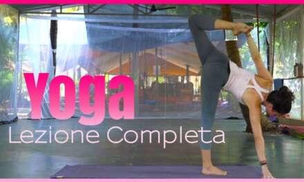 Yoga – Lezione Completa – Regalo Di Compleanno