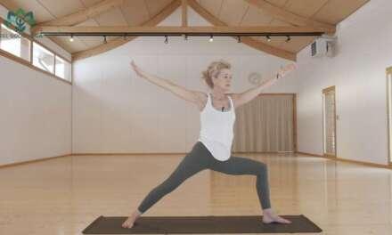 Cours De Yoga Renforcement Fessiers, Jambes Et Abdominaux
