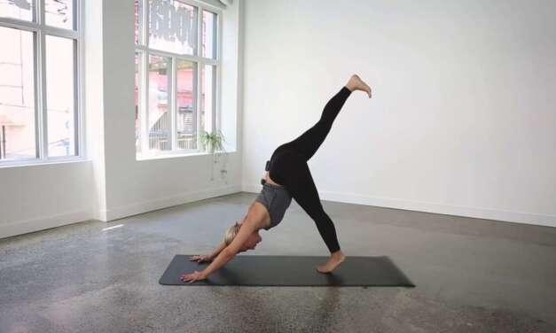 45 Minute Everyday Vinyasa Flow Yoga Class | Lululemon