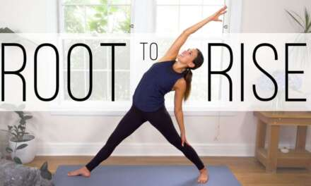 Root To Rise Yoga     Yoga With Adriene