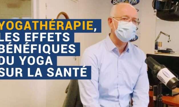 """[AVS] """"Yogathérapie, Les Effets Bénéfiques Du Yoga Sur La Santé"""" – Dr Lionel Coudron"""