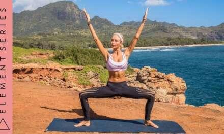 Yoga Workout Fire Alarm ♥ Burn Calories, Melt Fat & Ignite Your Core