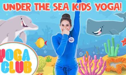 Under The Sea � Yoga Club (Week 19) | Cosmic Kids