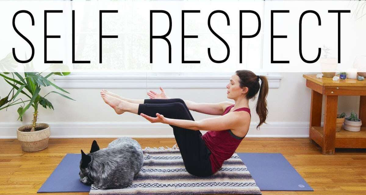 Yoga For Self Respect  |  20 Minute Practice |  Yoga With Adriene