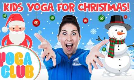 Kids Yoga For Christmas 🎄 Yoga Club (Week 20) | Cosmic Kids