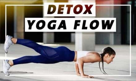 Yoga Twist & Detox Flow | Neue Kraft & Energie Tanken In 15 Minuten