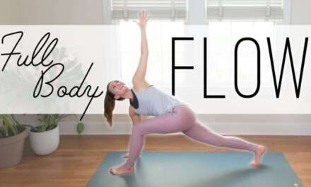 Yoga For Courage  |  Yoga With Adriene