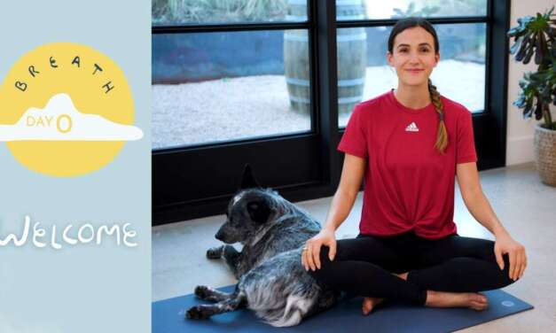 Welcome To BREATH – A 30 Day Yoga Journey  |  Yoga With Adriene