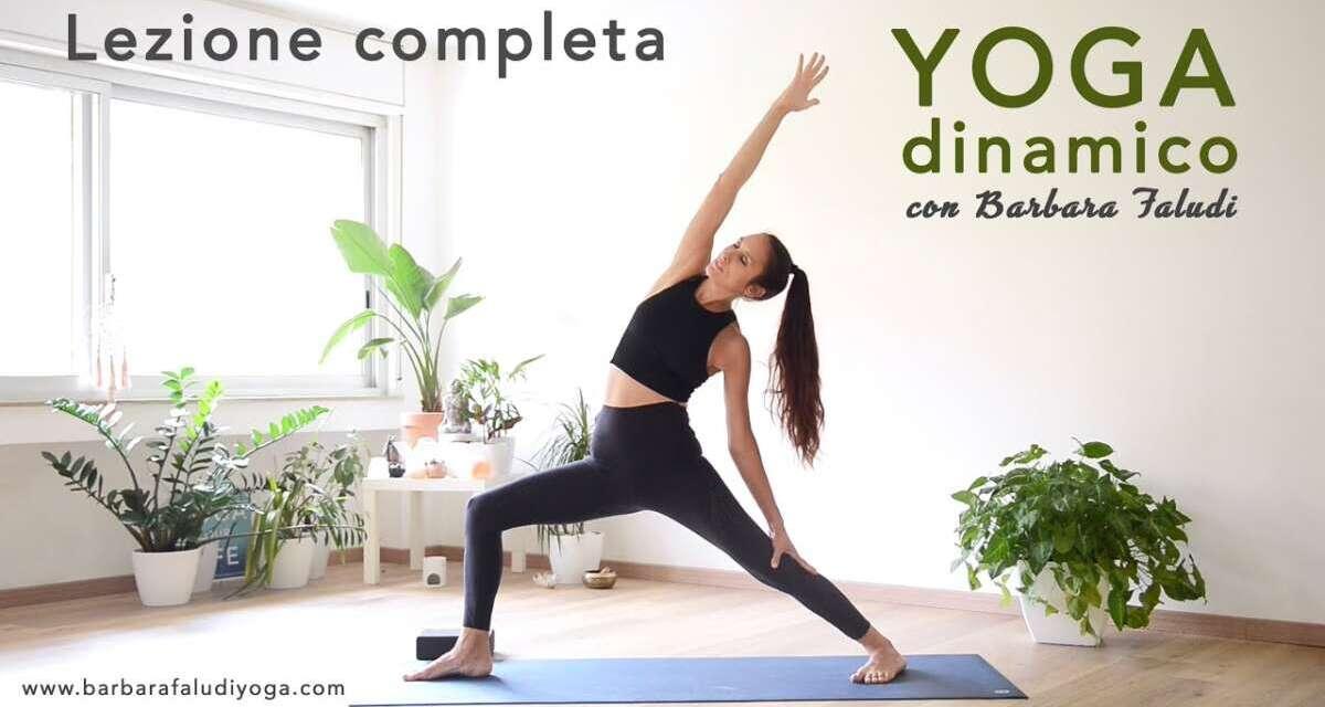 Lezione Completa Di Yoga Dinamico Di 35 Minuti (anche Per Principianti)