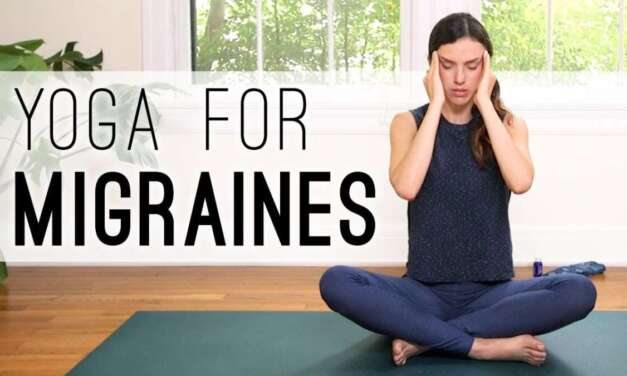 Yoga For Migraines – Yoga With Adriene