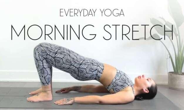 Yoga Para Flexibilidade ABERTURA DE QUADRIS E Alongamento Para PERNAS, COSTAS E PEITO