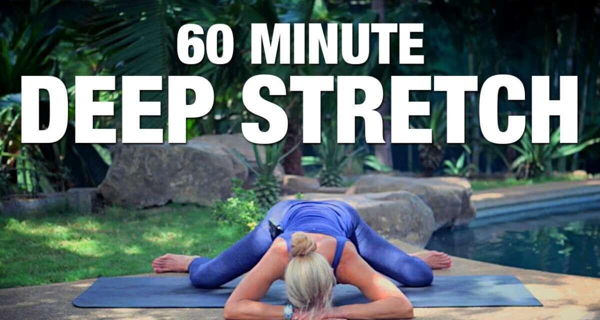 60 Minute Deep Stretch Yoga Class – Five Parks Yoga
