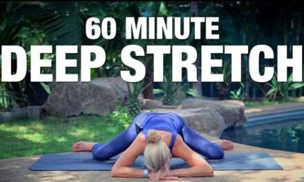 60 Minute Deep Stretch Yoga Class – Five Parks Yoga
