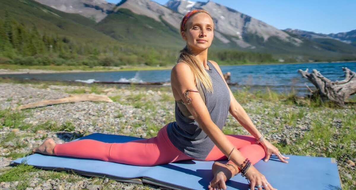 20 Min Morning Yoga For Full Body | Feel Great Vinyasa Flow