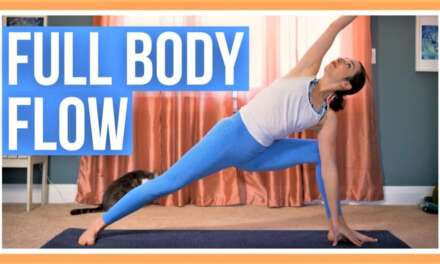 30 Min Full Body Yoga – Intermediate Vinyasa Yoga