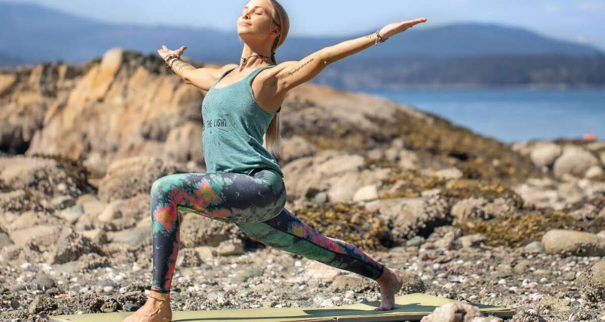 Full Body Yoga Flow   Best Yoga Class To Get Through Isolation