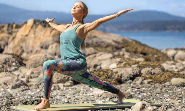 Full Body Yoga Flow | Best Yoga Class To Get Through Isolation