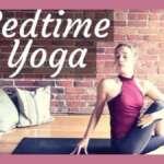 30 Min Bedtime Yoga For A Good Night's Rest – Beginner Evening Yoga