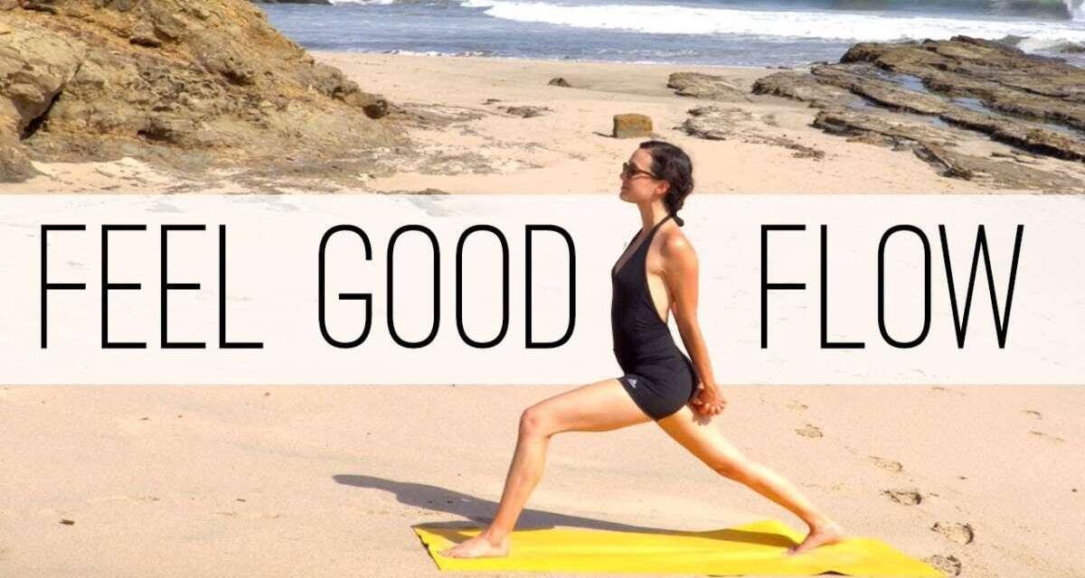 Feel Good Flow – Yoga With Adriene