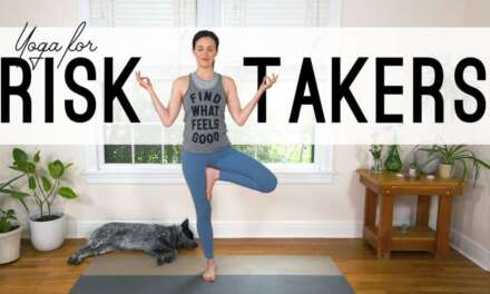Yoga For Risk Takers  |  Yoga With Adriene