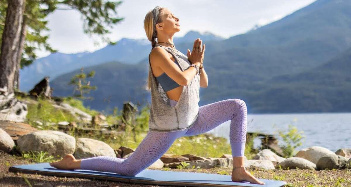 10 Min Morning Yoga Stretch Routine   Full Body Wake Up