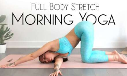 10 Minute Morning Yoga Full Body Stretch ( Feel Your BEST! )