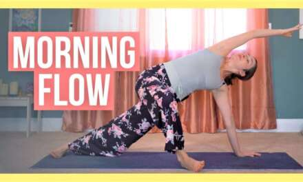 Morning Yoga For Tight & Sore Muscles – DEEP STRETCH